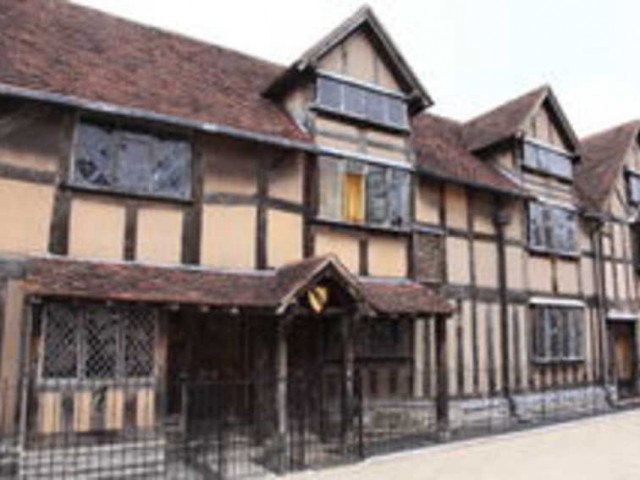Geburtshaus von William Shakespeare